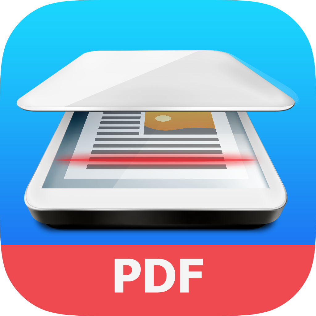 TopScanner PDF Scanner for iPhone